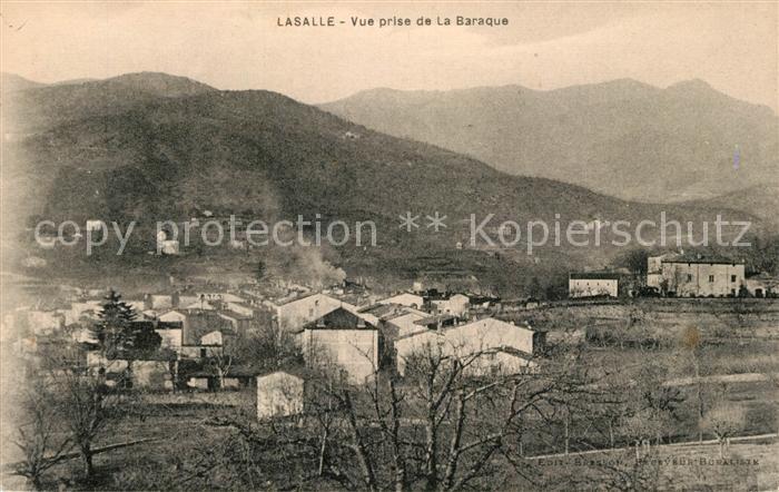 AK / Ansichtskarte Lasalle Vue prise de la Baraque Lasalle