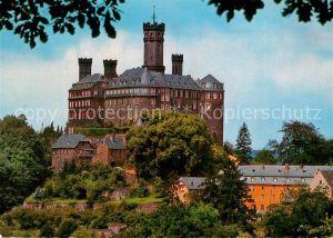 AK / Ansichtskarte Balduinstein Schloss Schaumburg an der Lahn Balduinstein