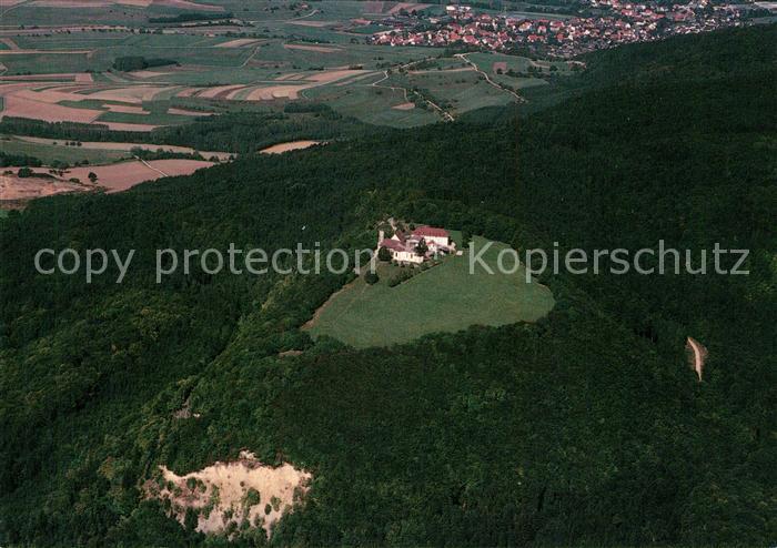 AK / Ansichtskarte Spaichingen Dreifaltigkeitsberg Fliegeraufnahme Spaichingen