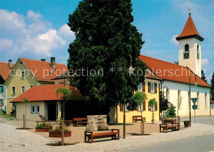AK / Ansichtskarte Vogt Kirche Vogt