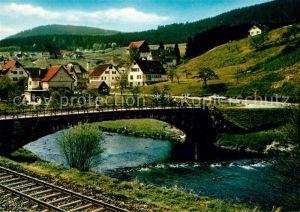 AK / Ansichtskarte Huzenbach Panorama Huzenbach