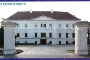 AK / Ansichtskarte Rosice Zamek Schloss Rosice