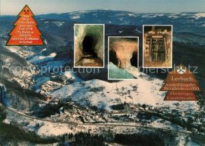 AK / Ansichtskarte Lerbach_Harz Ehem Bergbausiedlung Stollen Eingang Lerbach Harz