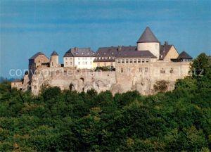 AK / Ansichtskarte Waldeck_Edersee Burghotel Schloss Waldeck Waldeck Edersee