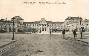 AK / Ansichtskarte Commercy_Meuse Ancien Chateau de Stanislas Commercy Meuse