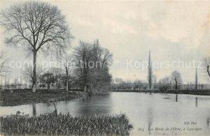 AK / Ansichtskarte Louvigny_Caen Les Bords de l Orne Louvigny Caen