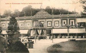 AK / Ansichtskarte Charbonnieres les Bains Casino de l'Etablissement Thermal Charbonnieres les Bains