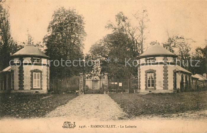 AK / Ansichtskarte Rambouillet La Laiterie Rambouillet