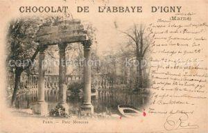 AK / Ansichtskarte Igny_Essonne Chocolat de l'Abbaye d Igny Igny Essonne