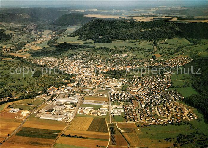 AK / Ansichtskarte Donzdorf Fliegeraufnahme Donzdorf