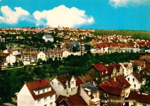 AK / Ansichtskarte Bergen Enkheim Panorama Bergen Enkheim