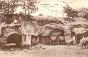 AK / Ansichtskarte Villemontoire Entree des Carrieres Villemontoire
