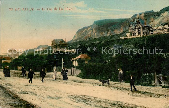 AK / Ansichtskarte Le_Havre Cap de La Heve Le_Havre
