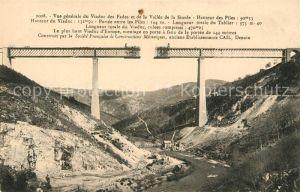 AK / Ansichtskarte Viadukte_Viaduc Viaduc des Fades Vallee de la Sioule Viadukte Viaduc