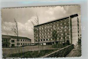 AK / Ansichtskarte Luedenscheid Hellersen Kreiskrankenhaus Luedenscheid