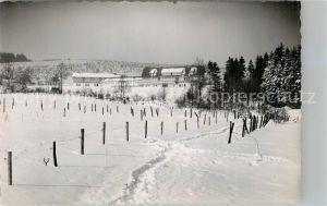AK / Ansichtskarte Valbert im Winter Valbert