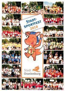 AK / Ansichtskarte Oranienburg Stadtsportfest Oranienburg