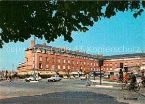 AK / Ansichtskarte Abbeville_Somme Place de Hotel de Ville Abbeville_Somme