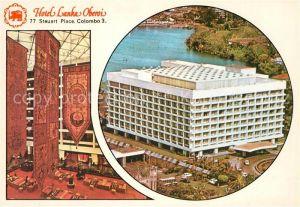 AK / Ansichtskarte Colombo Hotel Lanka Oberoi Colombo