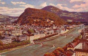 AK / Ansichtskarte Verlag_WIRO_Wiedemann_Nr. Salzburg vom Restaurant Elektrischer Aufzug  Verlag_WIRO_Wiedemann_Nr.