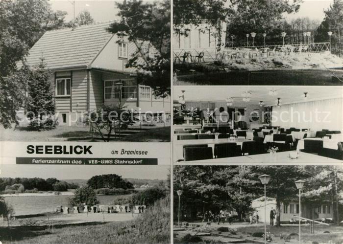 AK / Ansichtskarte Seeblick Ferienzentrum Seeblick