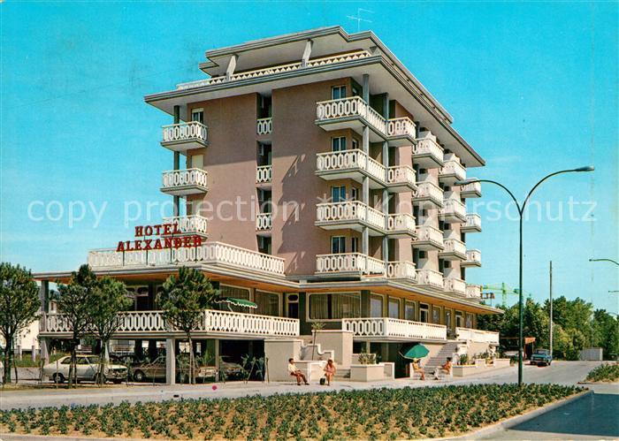 AK / Ansichtskarte Bibione Hotel Alexander  Bibione