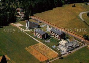 AK / Ansichtskarte Falkau Familienerholungsheim Haus Gertrud Fliegeraufnahme Falkau