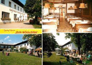 AK / Ansichtskarte Sulz_Wienerwald Gasthof Pension Zur Woeglerin