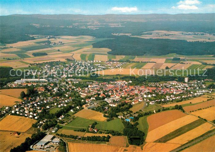 AK / Ansichtskarte Erbendorf Fliegeraufnahme Erbendorf