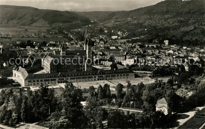 AK / Ansichtskarte Echternach Panorama Echternach