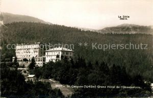 AK / Ansichtskarte St_Cergue Grand Hotel Observatorium St_Cergue