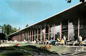 AK / Ansichtskarte Evian les Bains_Haute_Savoie La nouvelle Buvette Evian les Bains_Haute