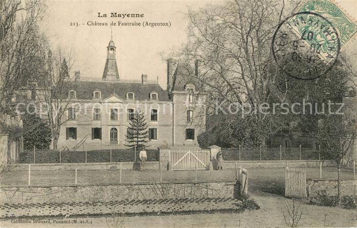 AK / Ansichtskarte Mayenne  Mayenne