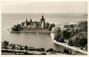 AK / Ansichtskarte Kalmar Slott fran vattentornet Kalmar