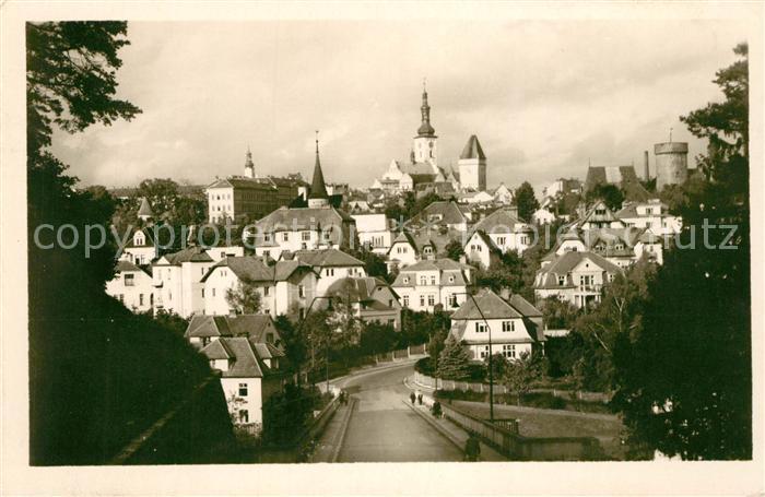 AK / Ansichtskarte Tabor Stadtansicht Tabor
