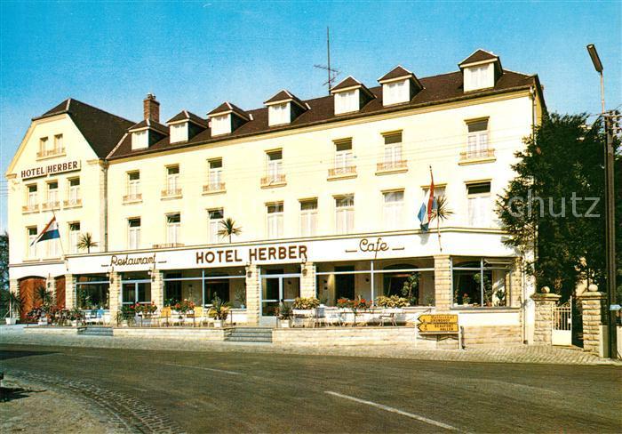 AK / Ansichtskarte Berdorf_Echternach Hotel Herber Berdorf Echternach
