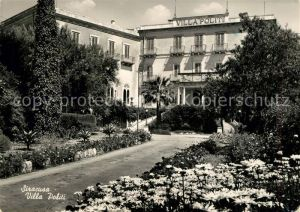 AK / Ansichtskarte Siracusa Villa Politi Siracusa