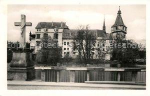AK / Ansichtskarte Blatna Zamek Schloss Blatna