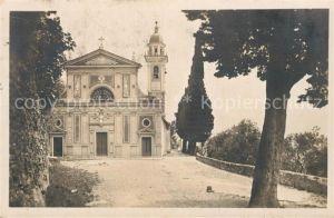 AK / Ansichtskarte Sant_Ilario_Genova Chiesa Kirche