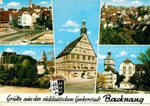 AK / Ansichtskarte Backnang  Backnang