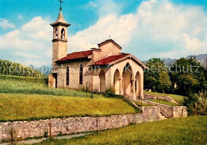 AK / Ansichtskarte Chieti Castello di Semivicoli Chieti