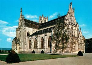 AK / Ansichtskarte Bourg en Bresse Eglise de Brou Bourg en Bresse