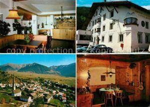 AK / Ansichtskarte Burgeis_Vinschgau Gasthof zum Mohren Burgeis Vinschgau