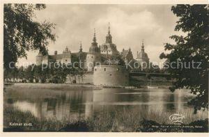 AK / Ansichtskarte Kalmar Slott Kalmar