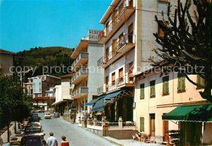 AK / Ansichtskarte Andora Via Augusto Fontana Riviera dei Fiori Andora