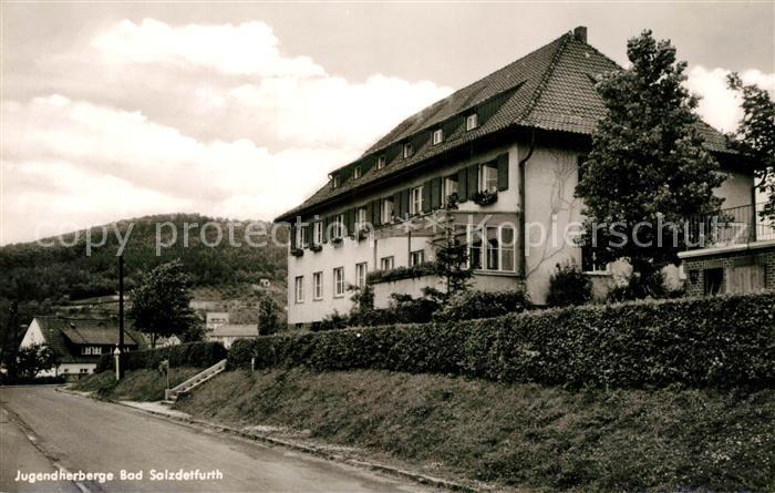 AK / Ansichtskarte Bad_Salzdetfurth Jugendherberge  Bad_Salzdetfurth 0
