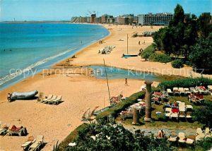 AK / Ansichtskarte Rosas_Costa_Brava_Cataluna Playa de Santa Margarita Vista general Rosas_Costa