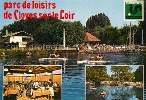 AK / Ansichtskarte Cloyes sur le Loir Parc de Loisirs Cloyes sur le Loir