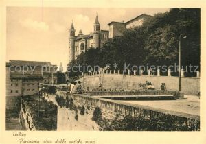 AK / Ansichtskarte Urbino Panorama visto dalle antiche mura Urbino