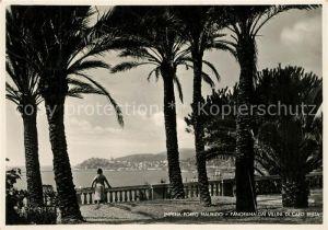 AK / Ansichtskarte Porto_Maurizio Panorama dai Villini di Capo Berta Porto Maurizio